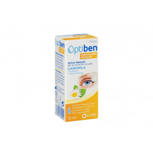 OPTIBEN IRRITACIÓN OCULAR 15ML