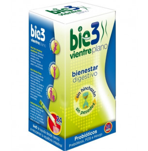 BIE3 VIENTRE PLANO 24 sticks