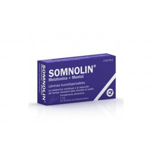 SOMNOLIN MELATONINA 1,9 MG...