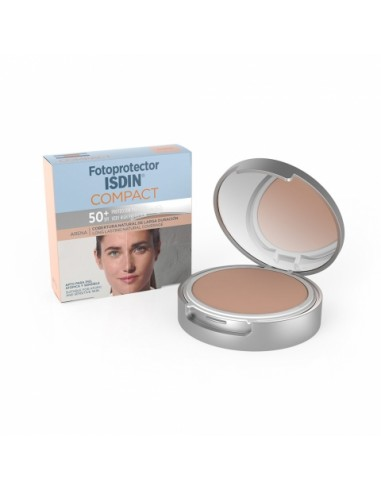 ISDIN FOTOPROTECTOR COMPACT 50+ ARENA...