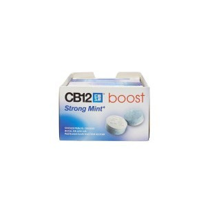 CB12 BOOST CHICLES 12 cajas...