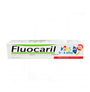 FLUOCARIL KIDS  0-6 AÑOS 50 ml